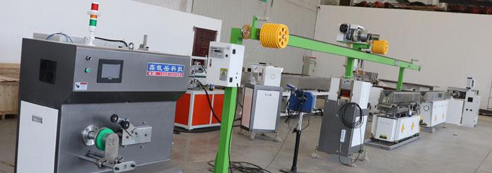 塑料异型材生产线