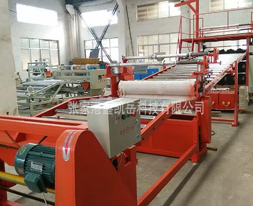 板材生产线